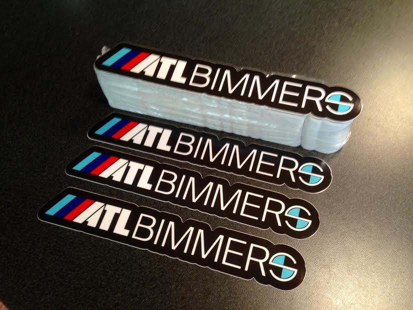 ATLBimmersdecals